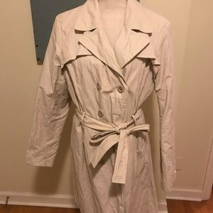 Alfani trench coat
